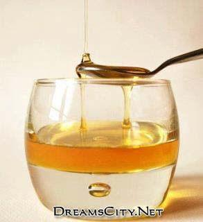 فوائد العسل والماء