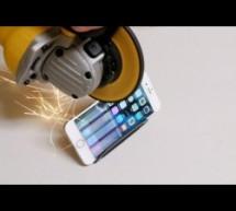 الايفون 6 يتعرض لاختبار قاسي عبر منشار كهربائي