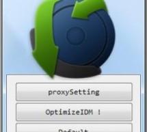 روابط تحميل برنامج IDMOptimizer لزيادة سرعات التحميل على جهازك