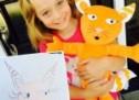 بالصور : رسومات الاطفال تتحول الى دمى حقيقية