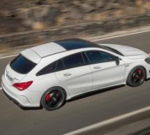 ننشر الصور الكاملة للسيارة الجديدة مرسيدس بنز CLA Shooting Brake
