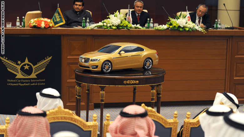 SAUDI-INDUSTRY-CAR-MEEYA