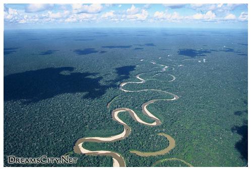 نهر الامازون | Amazon River