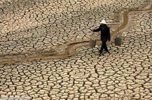 الجفاف - Drought