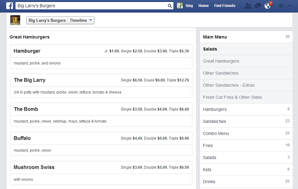 FB_Menu_Sample