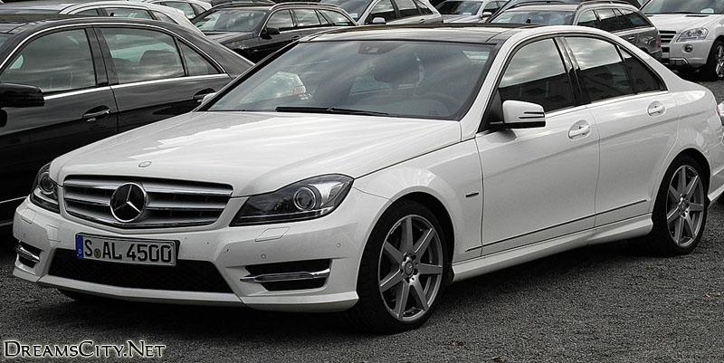 Mercedes_Benz C-Class