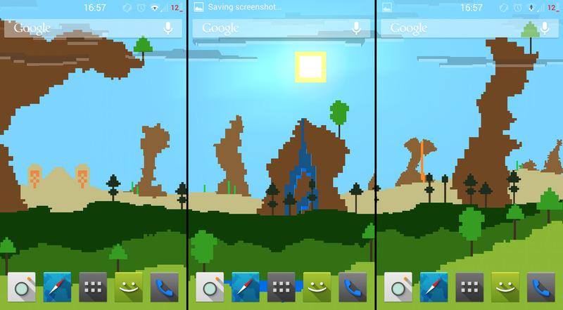 Pixel-Landscape