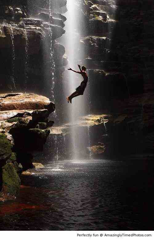 Taking-the-plunge-next-to-a-waterfall-resizecrop--