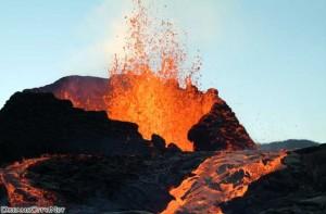 البراكين - Volcanoes