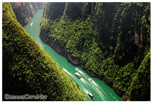 نهر يانغستي | Yangtze River