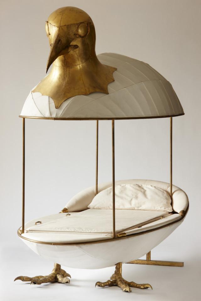 bird-bed