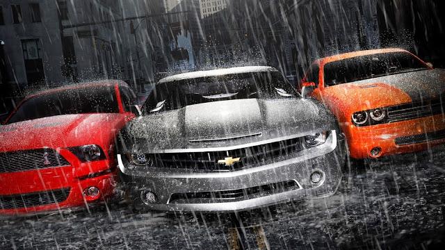 fondo_hd_169_lluvia_muscle_cars_ciudad