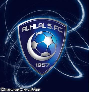 تصميم شعار الهلال