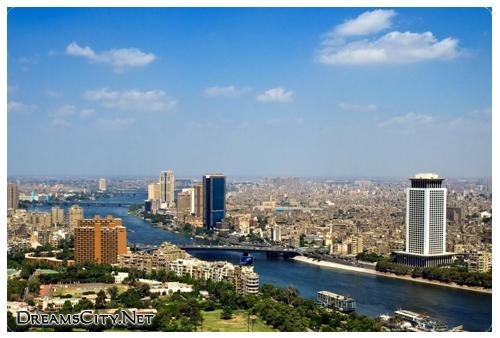 نهر النيل اطول نهر في العالم
