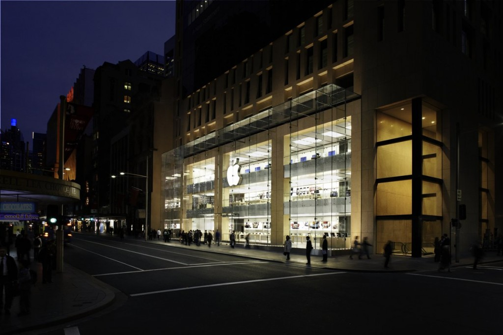 sydneys-gorgeous-apple-store-is-located-in-its-central-business-district-the-citys-big-commercial-center