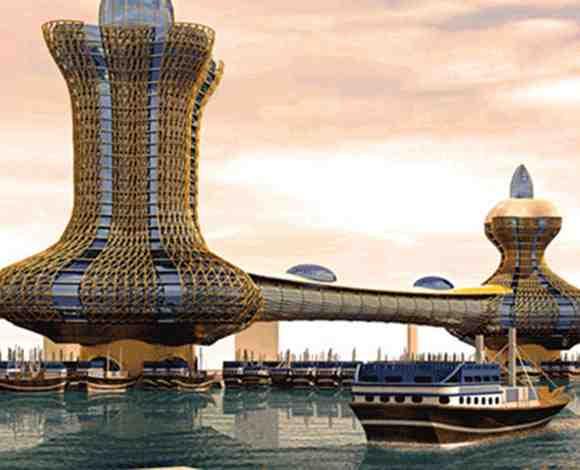 بالاسماء والارقام : مستقبل دبي في 5 مشروعات جديدة