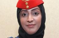 رائد طيار مريم المنصوري