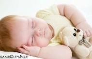 نوم الطفل الرضيع : ساعات واوقات نوم الطفل الرضيع