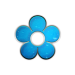 050122-blue-chrome-rain-icon-natural-wonders-flower17