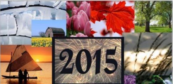 رسائل رأس السنة الجديدة 2015