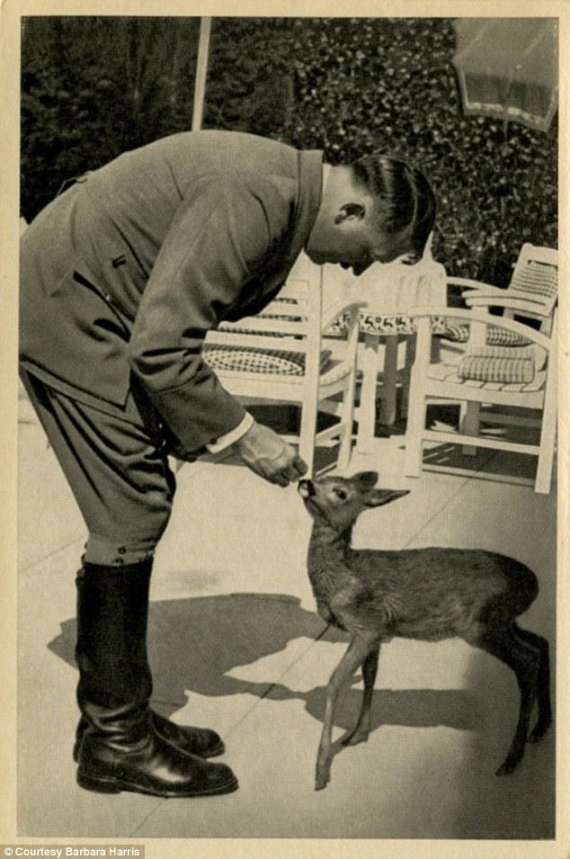 صور نادرة للزعيم الالماني أدولف هتلر