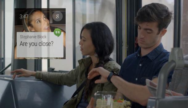 شاهد مستقبل الاندرويد : الساعات الذكية – صور وفيديو