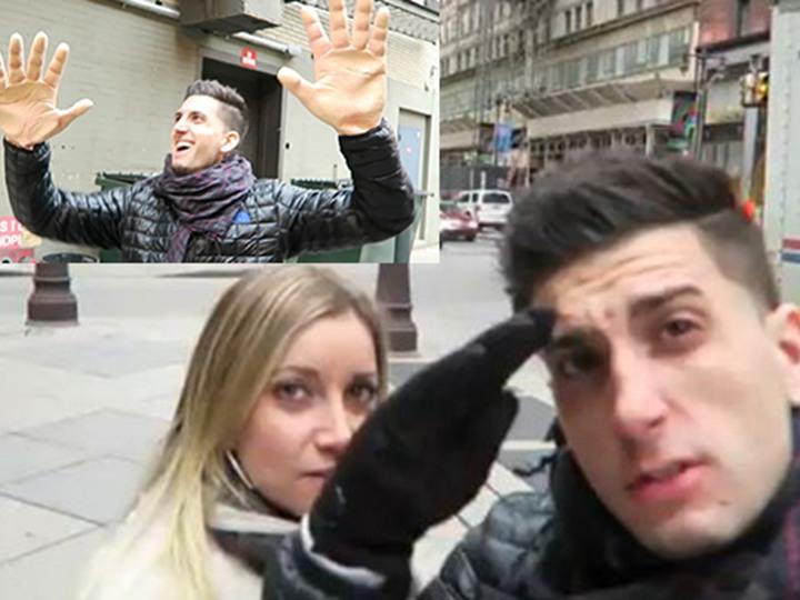 بالفيديو : أخطر مقلب للكاميرا الخفية يمكن أن تراه