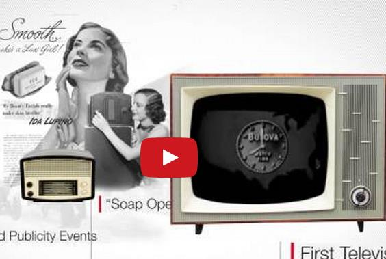 شاهد بالفيديو تاريخ الاعلانات في 60 ثانية