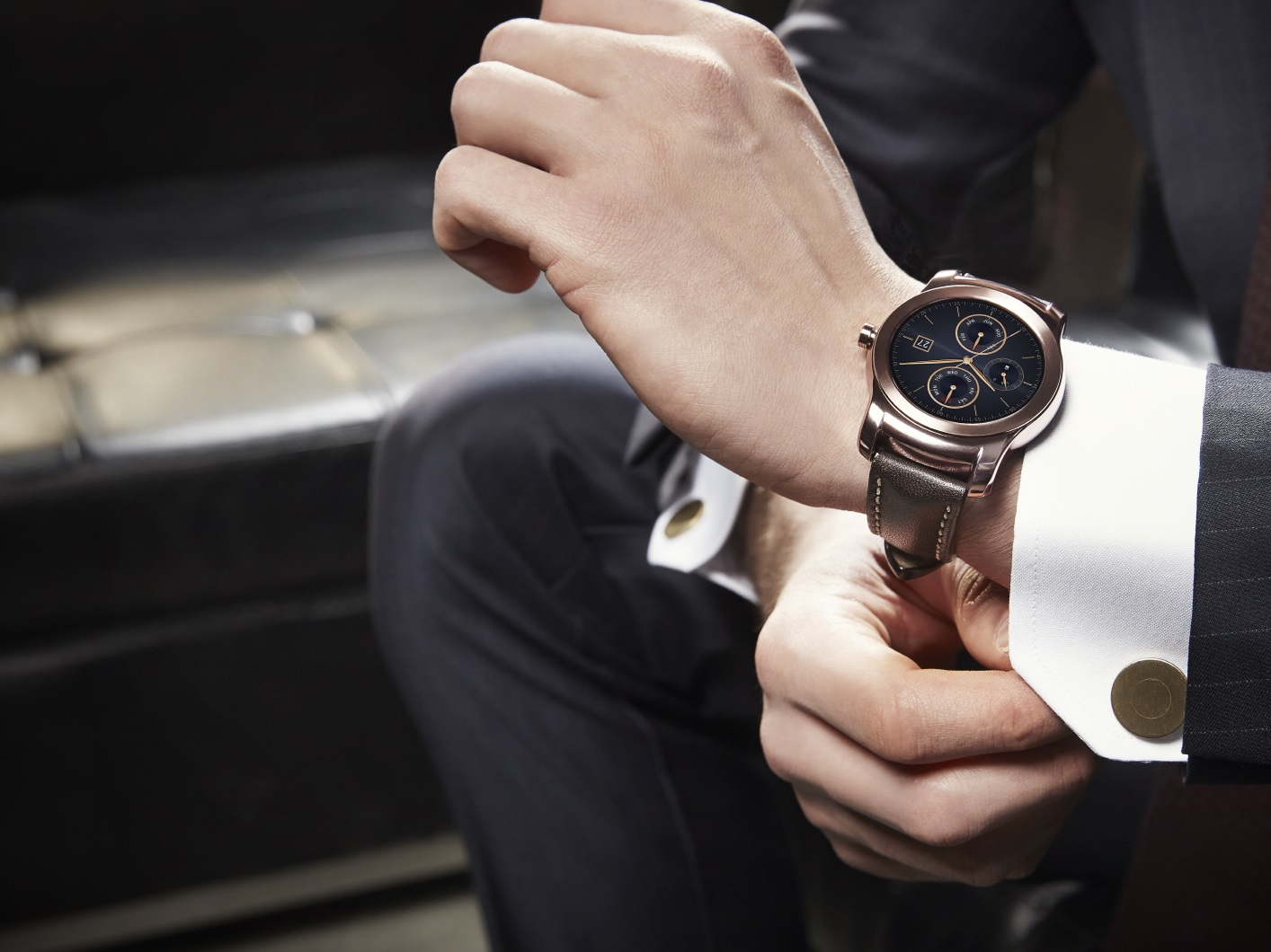 بالصور : شاهد ساعة LG الجديدة