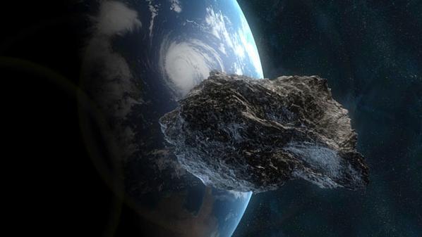 لم يرتطم بالارض .. قصة كويكب 2000 EM26 الذي حبس انفاس العالم