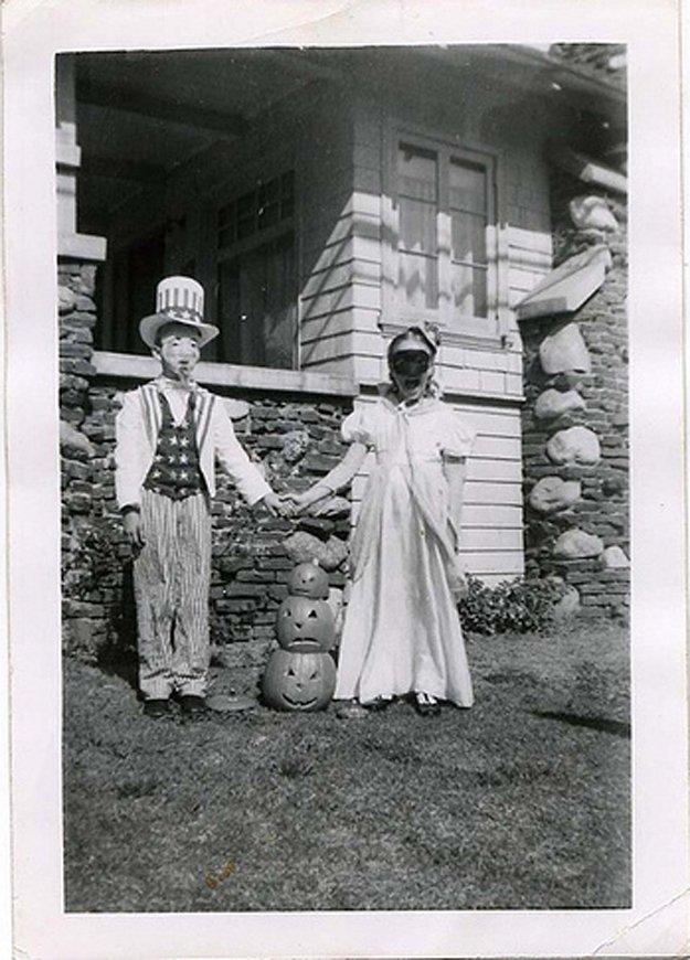أغرب صور الهالويين في القرن الماضي