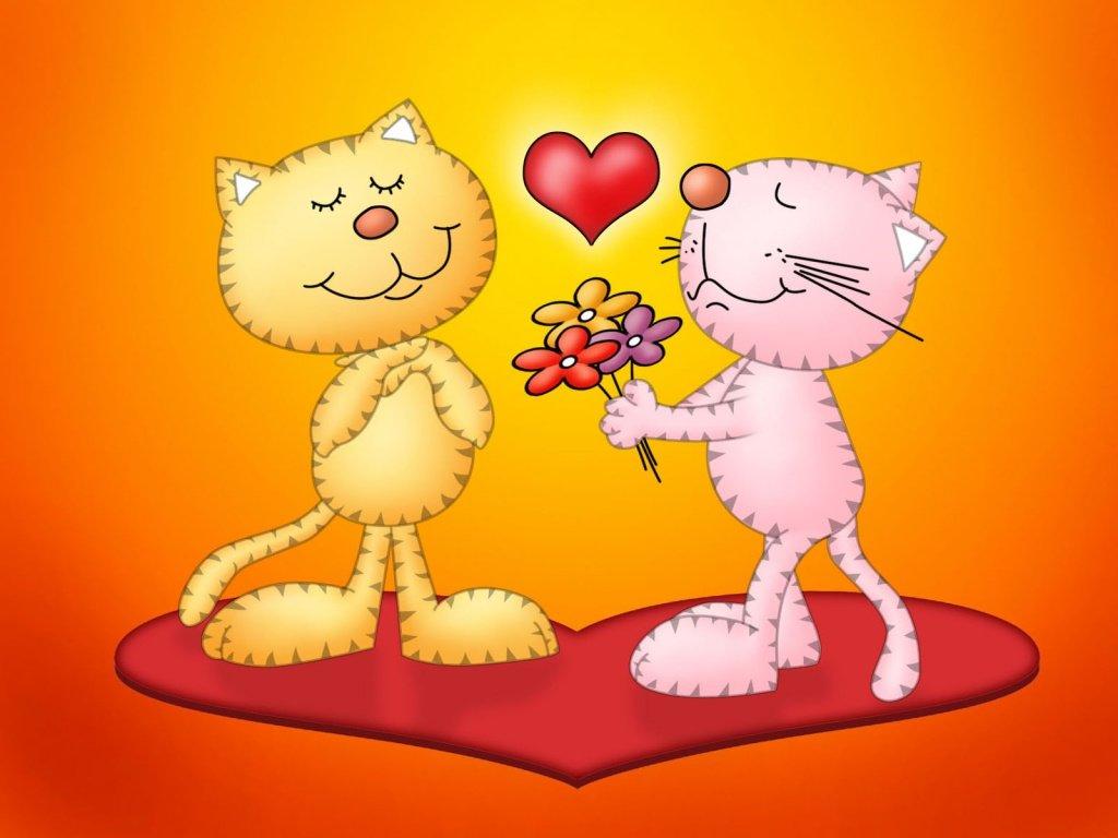 خلفيات لعيد الحب 2015 بدقة عالية