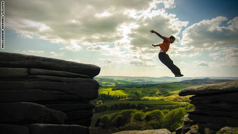 بالصور : أخطر رياضة على وجة الارض