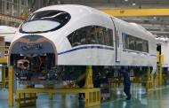 شاهد كيف تصنع الصين قطاراتها فائقة السرعة