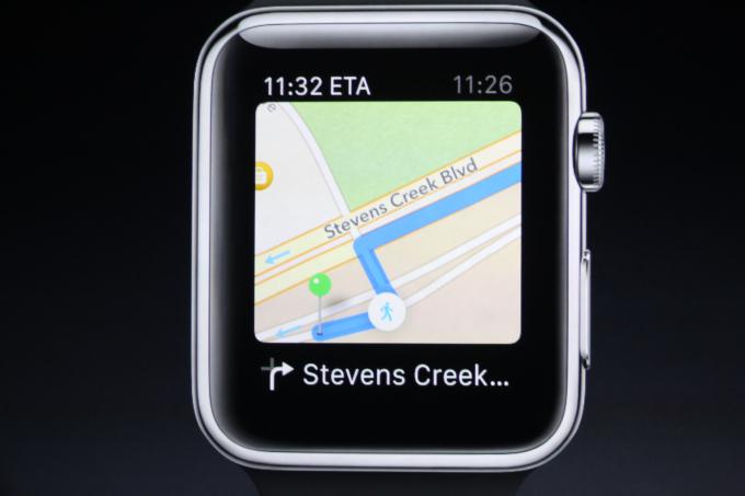 أبل تكشف عن ساعة ذكية للمرة الاولى .. صور وفيديو