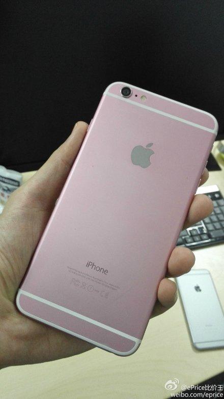 حصري : الايفون 6 في لون جديد