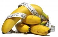 هل الموز ينقص الوزن
