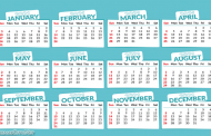 تقويم 2021 | calendar 2021