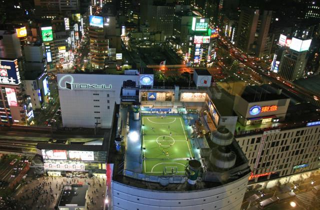 بالصور : أماكن ساحرة في أسطح الفنادق