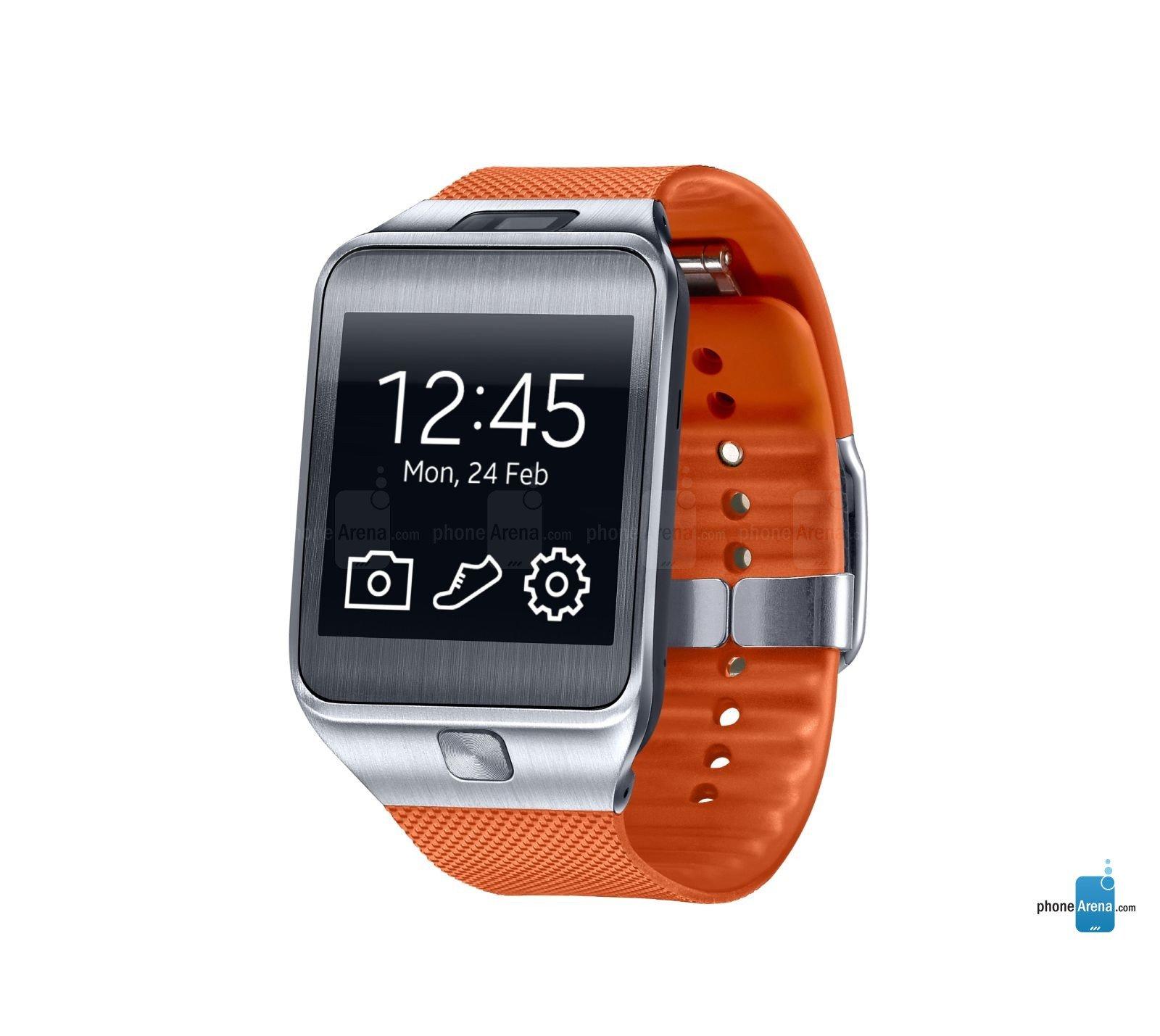 الصور الكاملة : ساعة سامسونج Galaxy Gear 2 و Gear 2 Neo