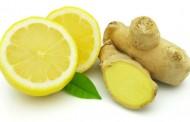 الزنجبيل و الليمون مزيج مثالي لتخفيف الوزن