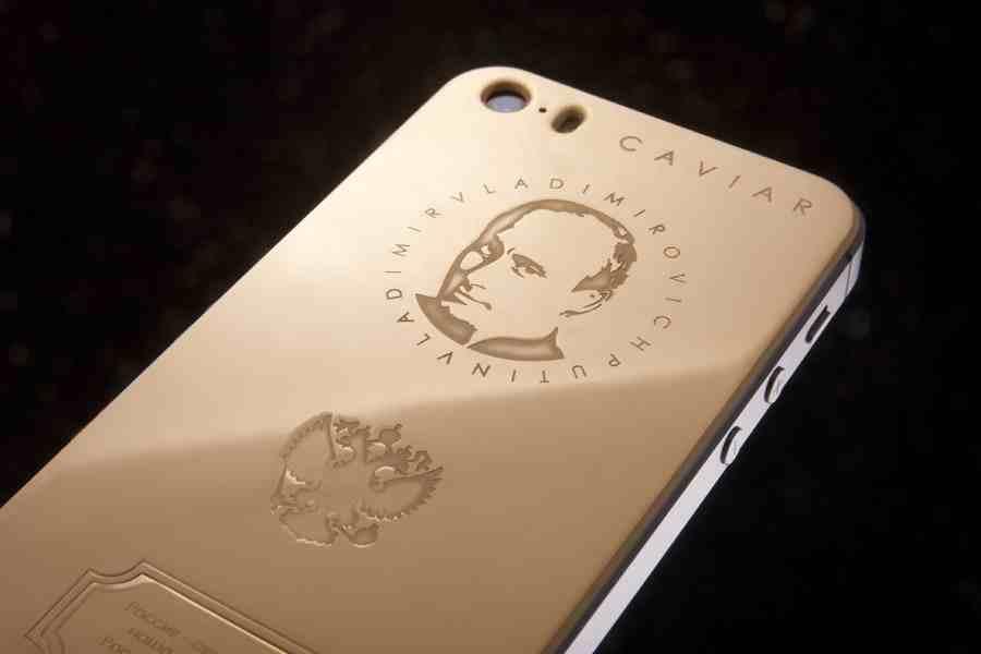 بالصور : هاتف أيفون 5 اس ثمنه 4,360 دولار