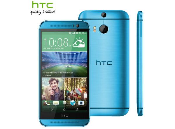 بالصور والفيديو : الوان جديدة لهاتف HTC One M8