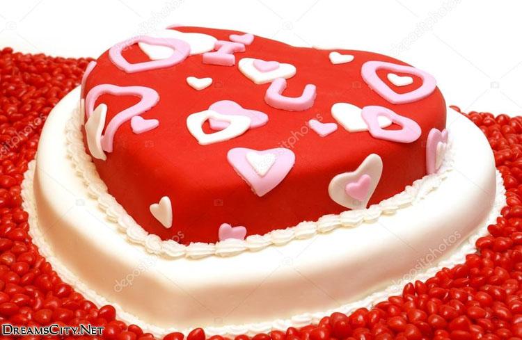 Heart shaped tart05