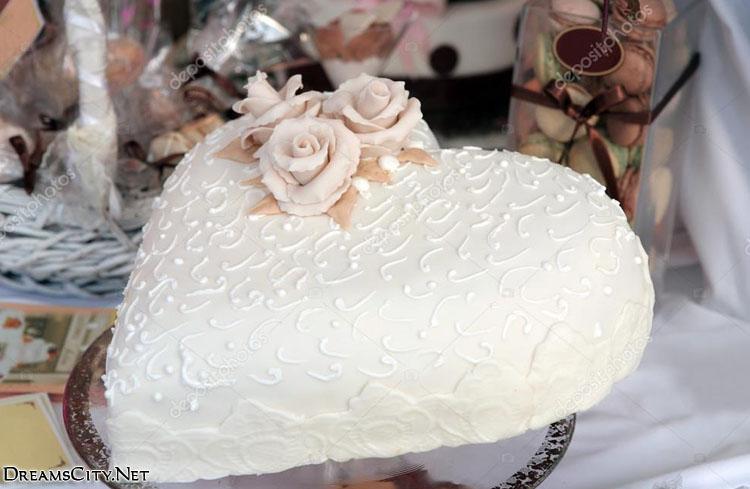 Heart shaped tart08
