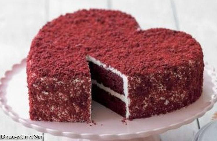 Heart shaped tart09