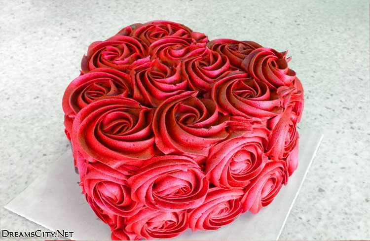 Heart shaped tart11