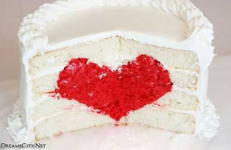 Heart shaped tart12