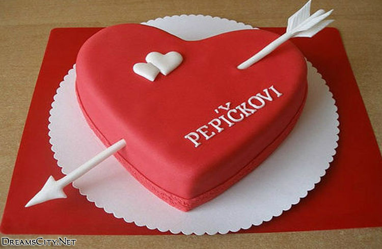 Heart shaped tart14