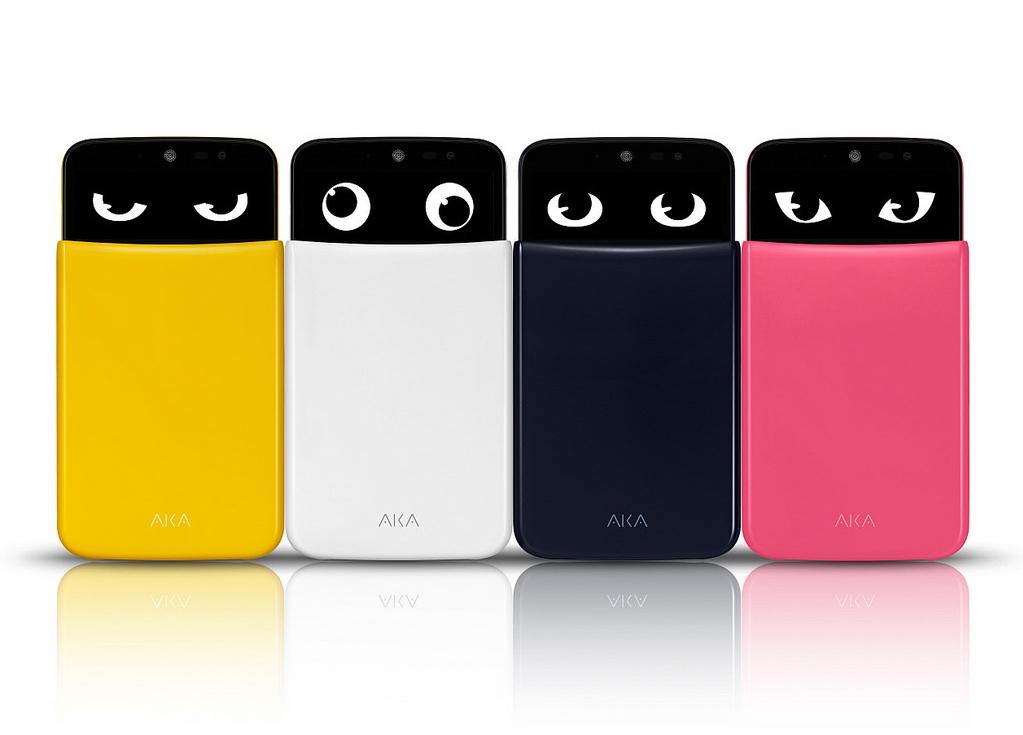 شاهد بالصور هاتف LG الجديد (بالغمازات)